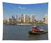 City - Camden Nj - The City Of Philadelphia Tapestry