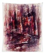 City Heat Tapestry
