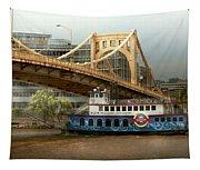 City - Pittsburg Pa - Great Memories Tapestry