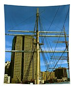 City View Tapestry