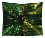 City Zoom II Tapestry