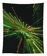 City Zoom Tapestry