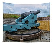 Civil War Cannon Tapestry