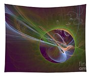 Clash Of Energy Tapestry