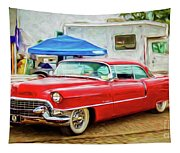 Classic Cadillac Tapestry