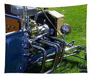 Classic Ford Hotrod Tapestry