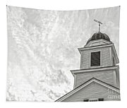 Classic New England Church Etna New Hampshire Tapestry