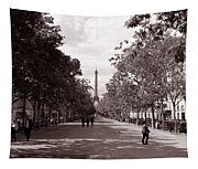 Classic Paris 10 Tapestry