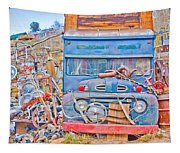 Classic Ward Colorado Boulder County Tapestry