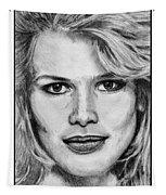 Claudia Schiffer In 1992 Tapestry