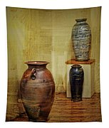 Clay - Wood Tapestry