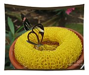 Clearwing Butterfly Tapestry