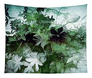 Clematis On The Vine Tapestry