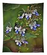 Clerodendrum Ugandense Tapestry