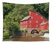 Clinton Mill I Tapestry