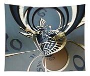 Clockface 11 Tapestry