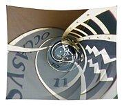 Clockface 6 Tapestry