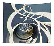 Clockface 7 Tapestry
