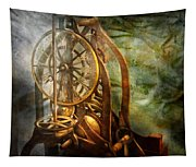 Clockmaker - The Day Time Stood Still  Tapestry
