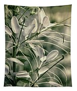 Close Up Wild Flower Tapestry