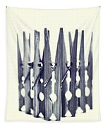Clothespin Tapestry