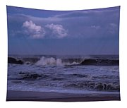 Cloud And Wave Seaside New Jersey Tapestry