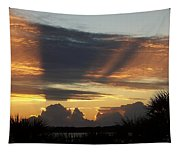 Cloud Cast Glory Tapestry