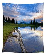 Cloud Explosion Tapestry