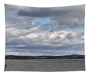 Clouds After The Storm Tapestry