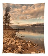 Clouds And Calmness Tapestry