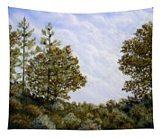 Clouds In Foothills Tapestry