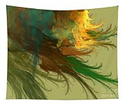 Clouds Of Color Tapestry