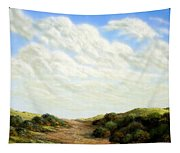 Clouds Of Spring Tapestry