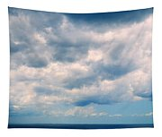 Clouds Over The Sea Tapestry