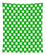 Clover Titled  - Pattern Tapestry