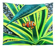 Clownfish Tapestry