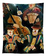 Clowns Tapestry