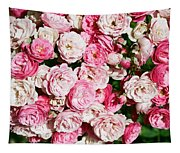 Cluster Of Roses  Tapestry