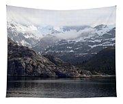 Coastal Beauty Of Alaska 1 Tapestry