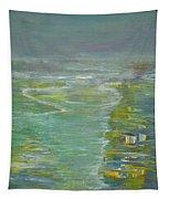 Coastal House Tapestry