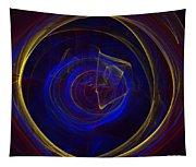 Cobalt Blue Tapestry