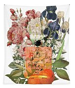 Coco Mademoiselle Notes Tapestry