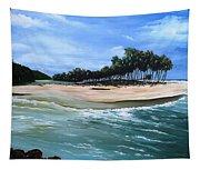 Cocos Bay Trinidad Tapestry