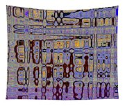 Code Abstract Tapestry