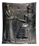 Code Of Hammurabi. Tapestry