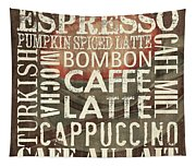 Coffee Of The Day 2 Tapestry