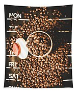 Coffee On The Menu Tapestry