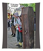 Coffin For Sale Tapestry