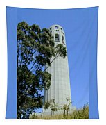 Coit Tower Tapestry