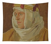 Lawrence Of Arabia - Col. Thomas Edward Lawrence Tapestry